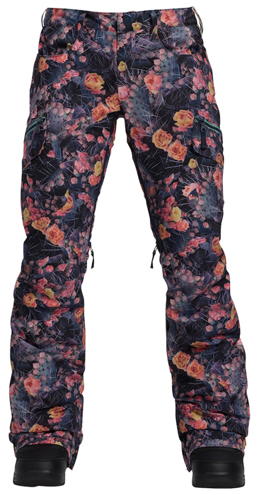 04e381c2e0cf Burton Gloria Insulated 2019 Womens Snow Pant Prickly Pear