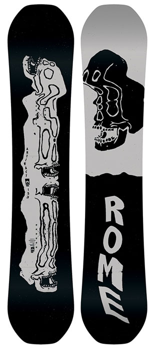 Rome 2019 Artifact Snowboard