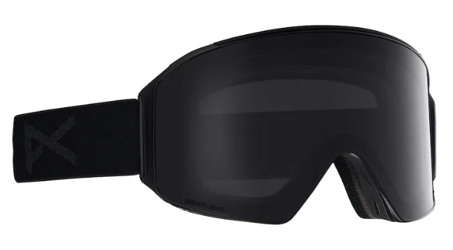 Anon M4 Cylindrical 2019 Mens Snow Goggles - Smoke