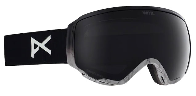 Anon WM1 MFI 2019 Asian Fit Womens Snow Goggles Marble  08662c4ed