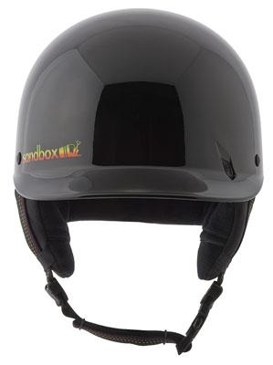 Sandbox Classic 2.0 Snow Helmet - Black Rasta (front)