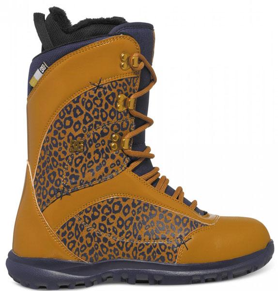 DC Karma Snowboord Boots 2016 - Leopard