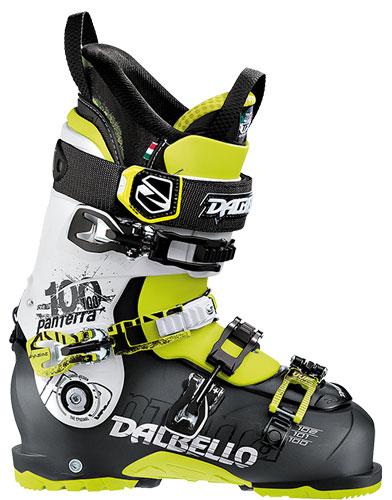 Dalbello Panterra 100 2016 Ski Boots - Black/Trans/White