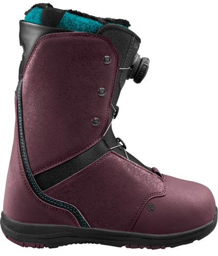 Flow 2017 Onyx Snowboard Boots - Berry