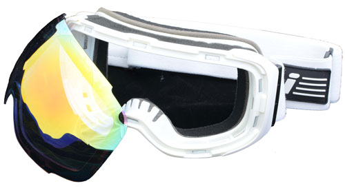 ISE Mini goggles white