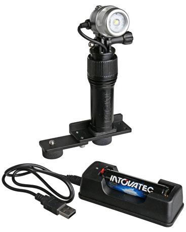 Intova Action Video Light + Mount