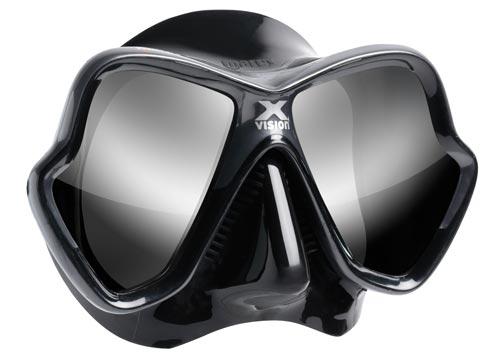 Mares X-Vision Ultra Liquidskin Mask - Silver