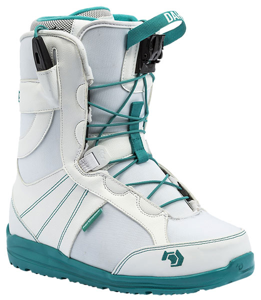 Northwave Dahlia 2016 Snowboard Boots - White/Green
