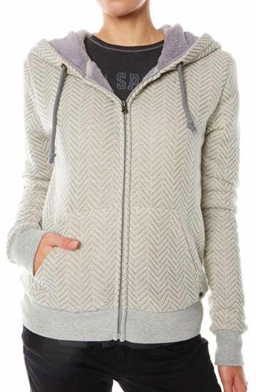O'Neill Pitt Stop 2016 Fleece Jacket (front)