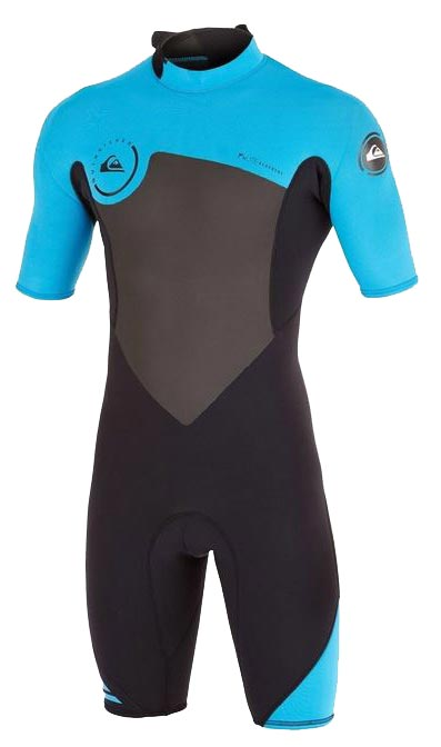 Quiksilver Syncro 2/2 BZ Mens Spring Suit (front)