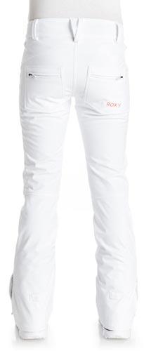 Roxy 2017 Creek Snow Pant - White (back)