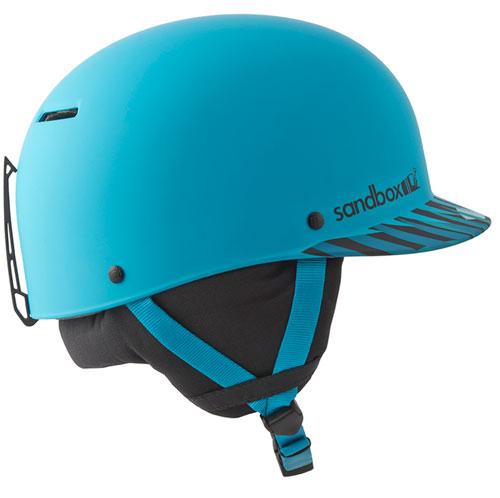 Sandbox Classic 2.0 Snow Helmet - Aloha (side)
