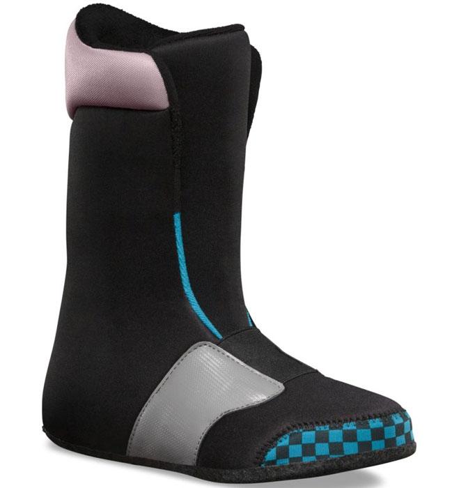 812c2ca219a496 Vans Encore OG 2019 Womens Snowboard Boots Sea Fog Gum