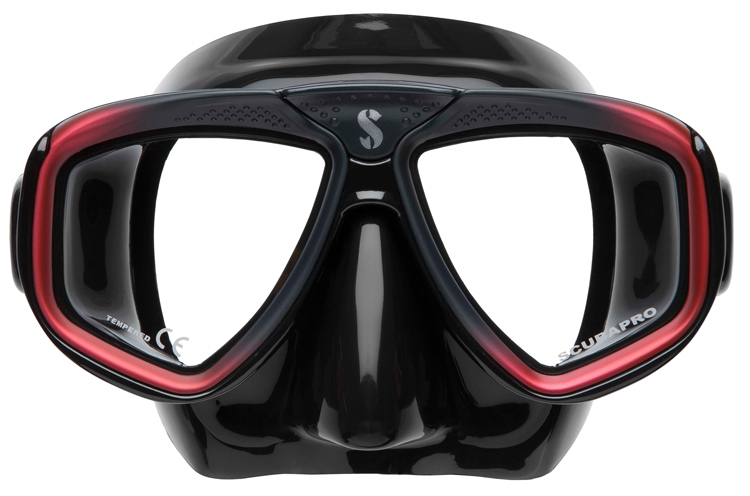 Scubapro Zoom Mask - Red