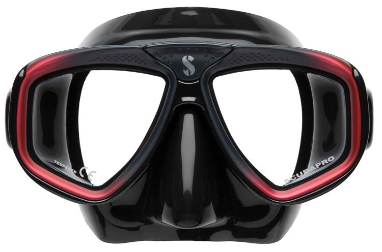 Scubapro Zoom EVO Mask - Red