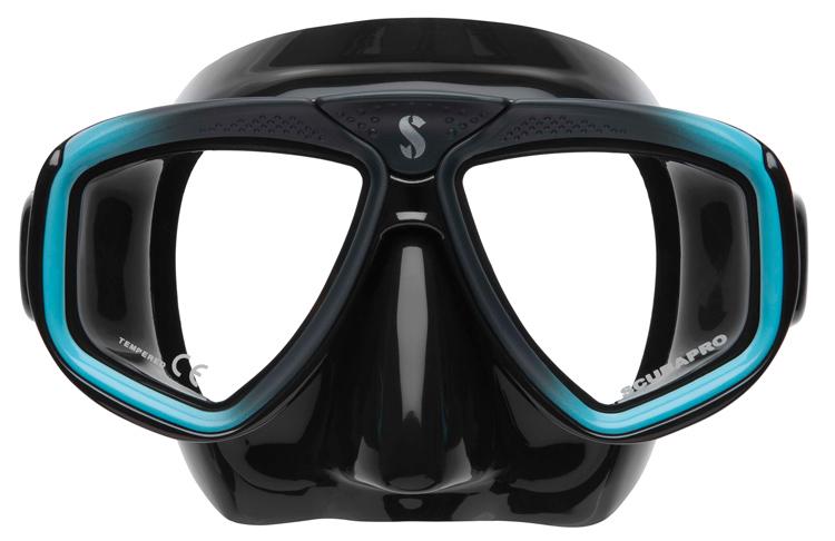 Scubapro Zoom EVO Mask - Turquoise