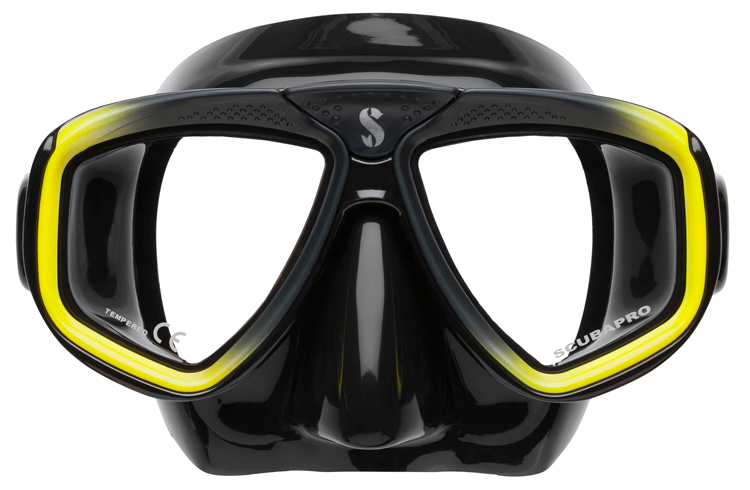 Scubapro Zoom EVO Mask - Yellow