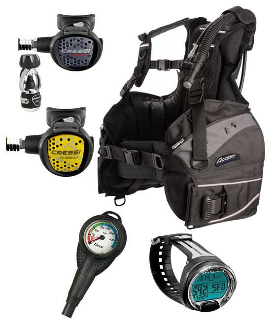 Subgear BCD Accent X/Large