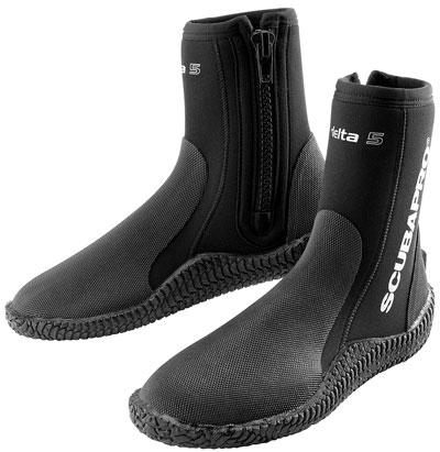 Delta 5mm boots