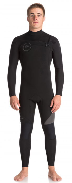 ST Quiksilver Syncro GBS 4//3 Back Zip Wetsuit men/'s sizes XS new NWT