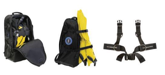 Scubapro Hydros Pro BCD kit