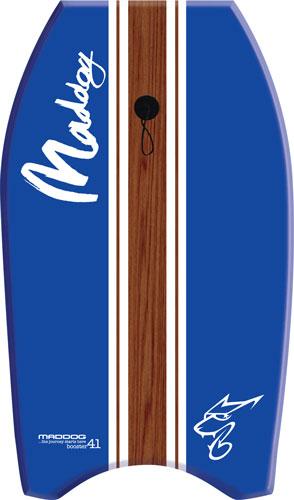 """Maddog Boost Bodyboard 41"""" Blue"""