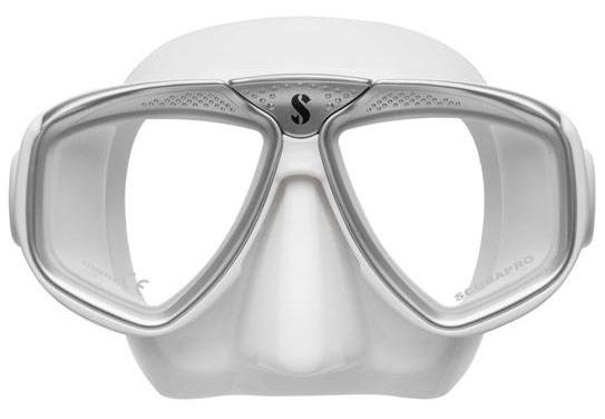 Scubapro Zoom EVO Mask - White/White