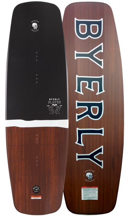 Byerly 2019 Slayer Wakeboard