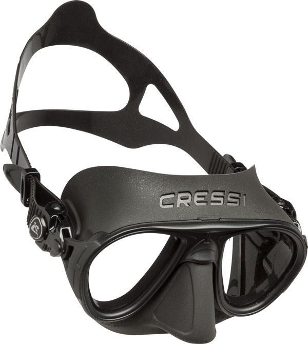 Cressi Calibro Black