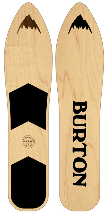 Burton The Throwback '19