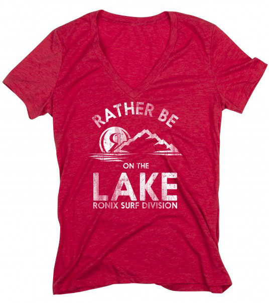 Ronix On the Lake T Shirt