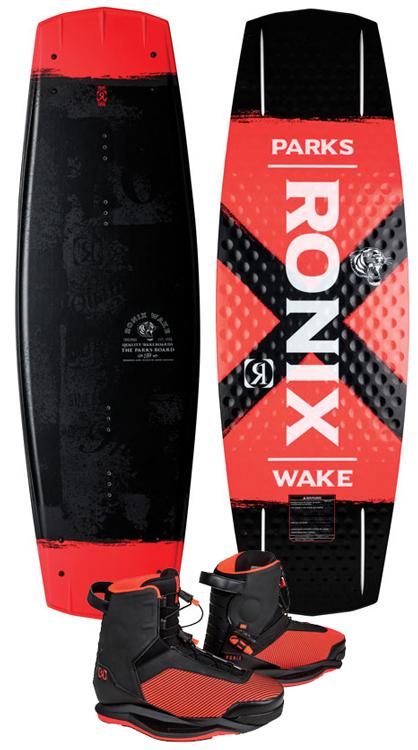 Ronix Parks Modello/Parks Boots 2019
