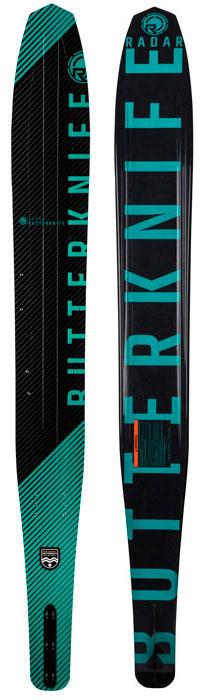 Radar Butter Knife Ski Only 2019