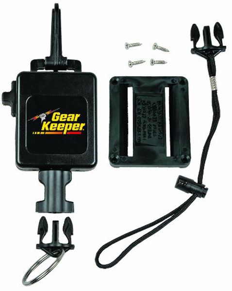 Gear Keeper Deluxe Flashlight Retractor