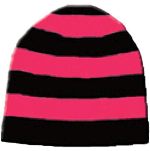 540 Beanie Blk/Pink