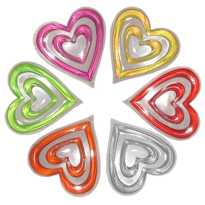 540 Stomp Pad Hearts