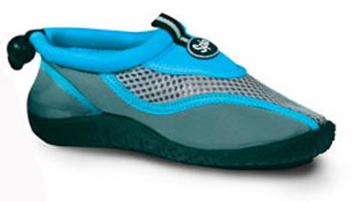 Splash Kids Aqua Shoes Blue