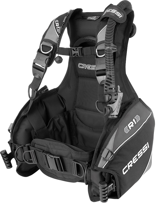 Cressi R1 Weight Integrated