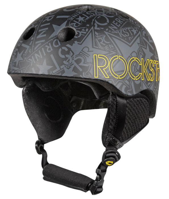 Capix Rockstar Suppressor Black