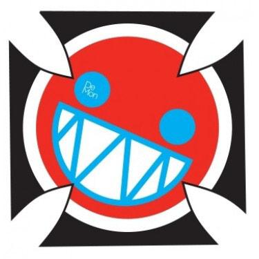 Demon Cross Stomp Pad