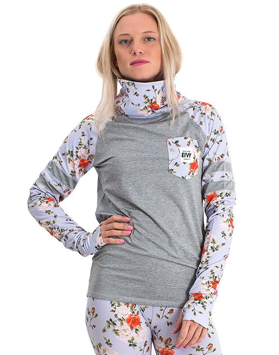 Eivy Icecold Raglan Top Rose