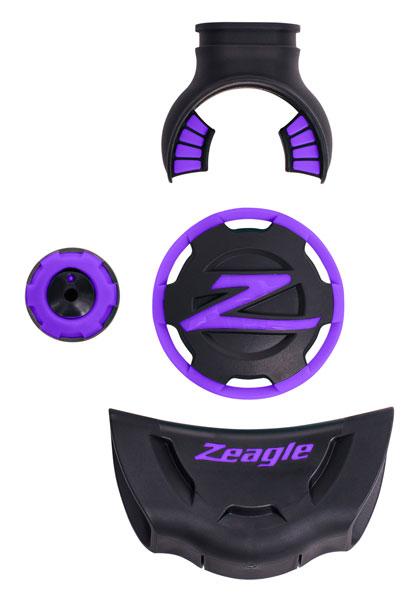 Zeagle F8 Regulator Colour Kit