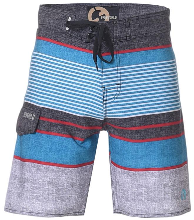 Freeworld Boardshorts Stripe
