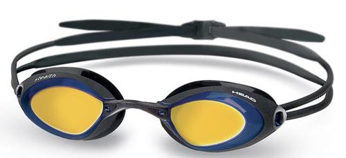 Head Stealth Goggles Mirrored