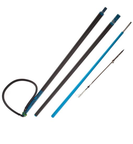 JBL 6' Carbon 3 Piece Polespear
