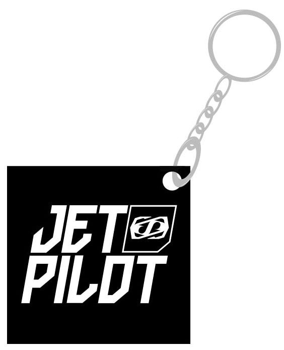 Jetpilot Keyring