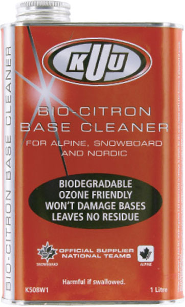 KUU Bio Citron Wax Remover