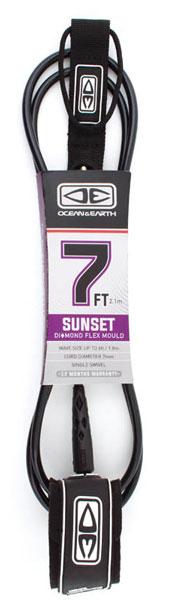 """O&E Leash Sunset 7'0"""""""