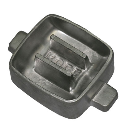 Land and Sea 3lb Lead Weight Mould