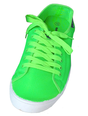 Land & Sea Resort Aqua Sneaker Lime